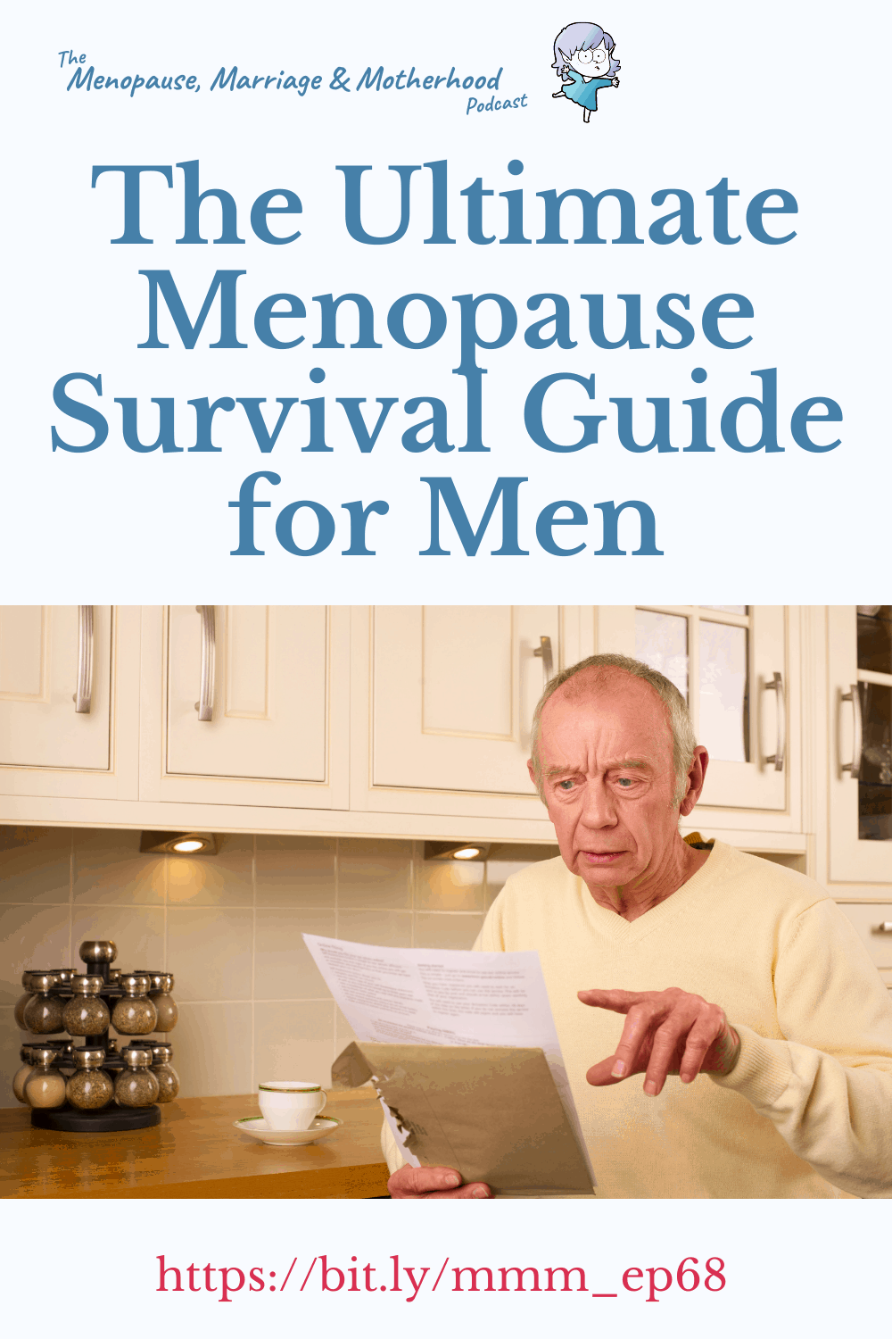 Menopause Partners with Robert Grimes