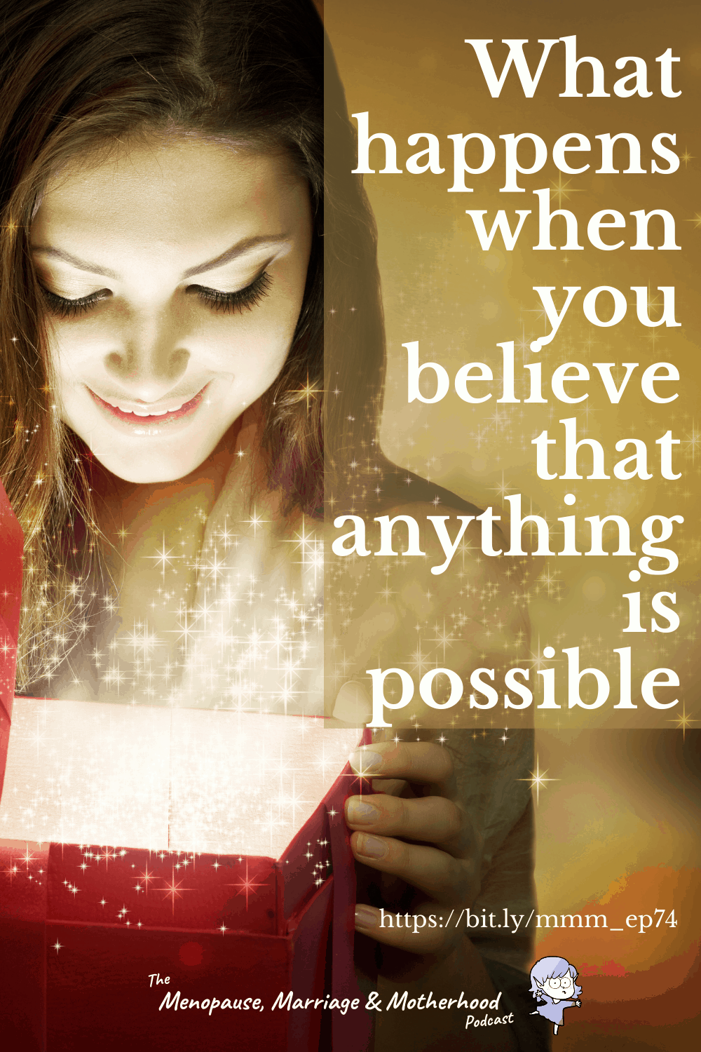Anything is possible Pin 1
