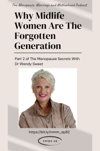 Menopause Women with Wendy Sweet